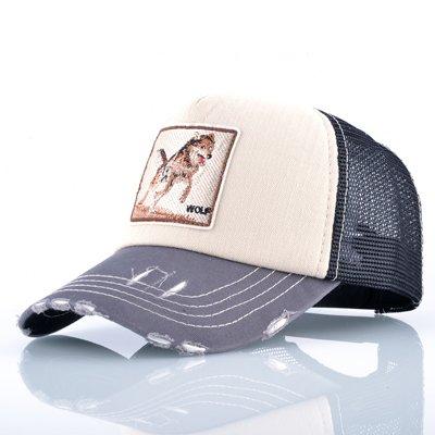 TQMSMY Unisex sun hats for men Hip Hop Hat Breathable Mesh Baseball Caps Women Embroidery panda Snapback caps Summer Gorras 20