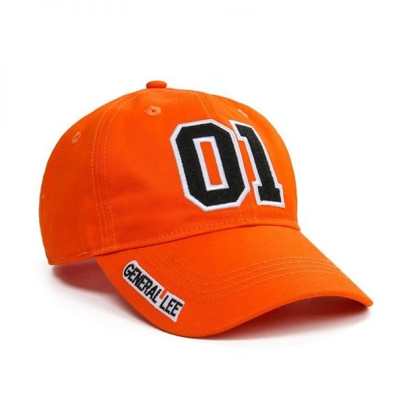 Takerlama New General Lee 01 Embroidered Cotton Twill Cap Hat Dukes of Hazzard Good OL' Boy Unisex Adult Applique Baseball Hat 6