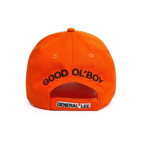 Takerlama New General Lee 01 Embroidered Cotton Twill Cap Hat Dukes of Hazzard Good OL' Boy Unisex Adult Applique Baseball Hat 8