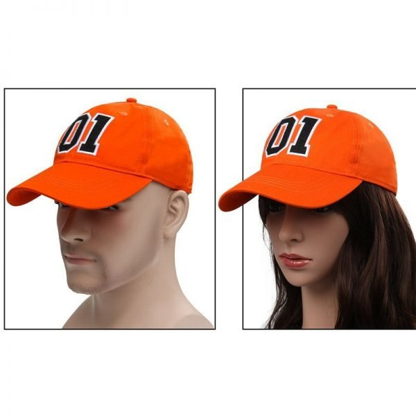 Takerlama New General Lee 01 Embroidered Cotton Twill Cap Hat Dukes of Hazzard Good OL' Boy Unisex Adult Applique Baseball Hat 12