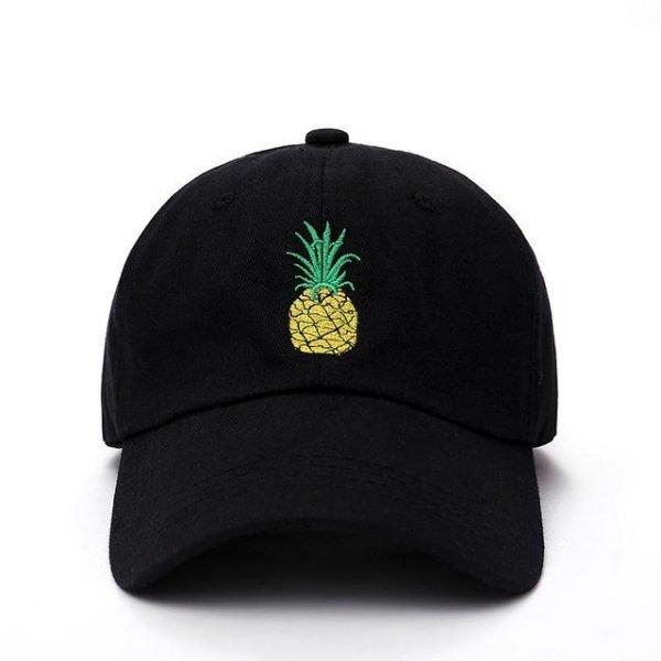 VORON men women Pineapple Dad Hat Baseball Cap Polo Style Unconstructed Fashion Unisex Dad cap hats 16