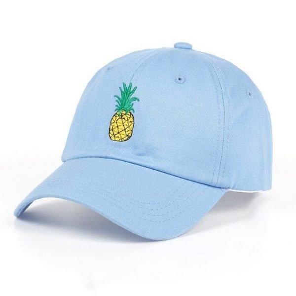 VORON men women Pineapple Dad Hat Baseball Cap Polo Style Unconstructed Fashion Unisex Dad cap hats 18