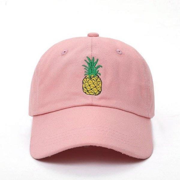 VORON men women Pineapple Dad Hat Baseball Cap Polo Style Unconstructed Fashion Unisex Dad cap hats 20