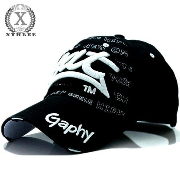Xthree wholesale snapback hats baseball cap hats hip hop fitted cheap hats for men women gorras curved brim hats Damage cap 16