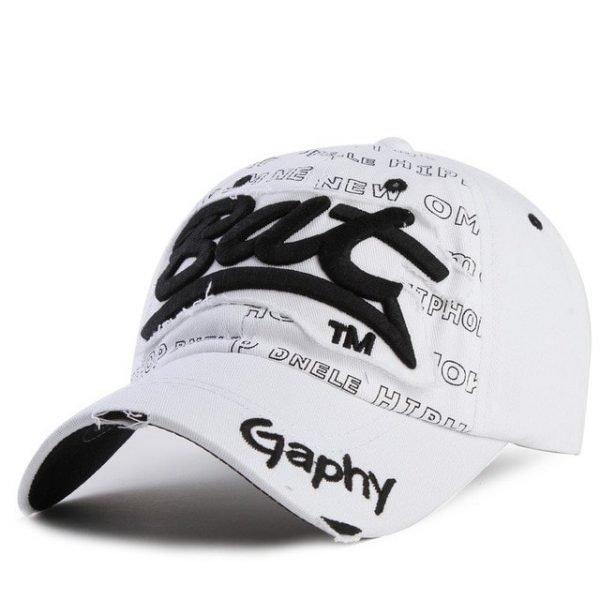 Xthree wholesale snapback hats baseball cap hats hip hop fitted cheap hats for men women gorras curved brim hats Damage cap 42