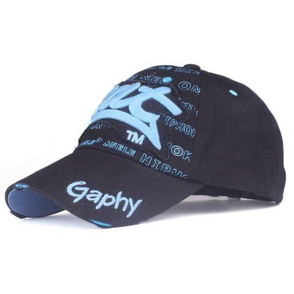 Xthree wholesale snapback hats baseball cap hats hip hop fitted cheap hats for men women gorras curved brim hats Damage cap 18