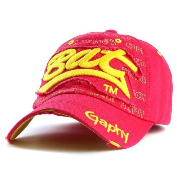 Xthree wholesale snapback hats baseball cap hats hip hop fitted cheap hats for men women gorras curved brim hats Damage cap 30