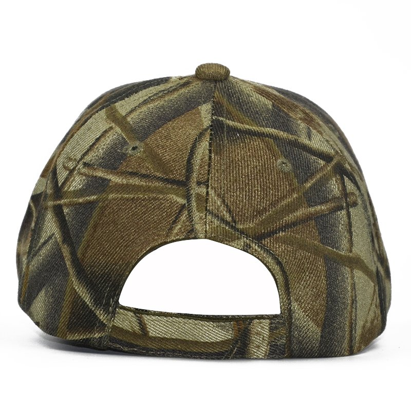Men Women Camouflage Baseball Caps Snapback Hat Hunting Hip Hop Visor Adjustable