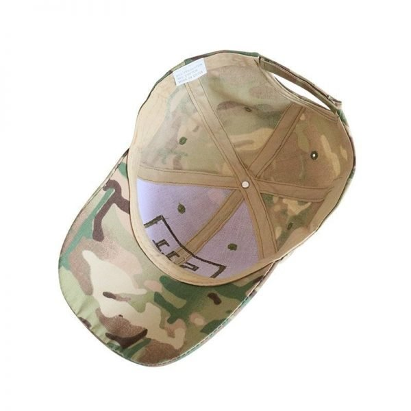 Camouflage baseball cap unisex 511 tactical army outdoor quick dry done snapback camo fishing hiking casual trucker dad cap hat 2