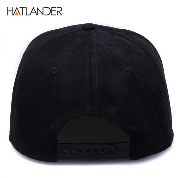 new casual suede baseball caps for men women embroidery bicycle flat bill hip hop hats girls boys snapback cap 1