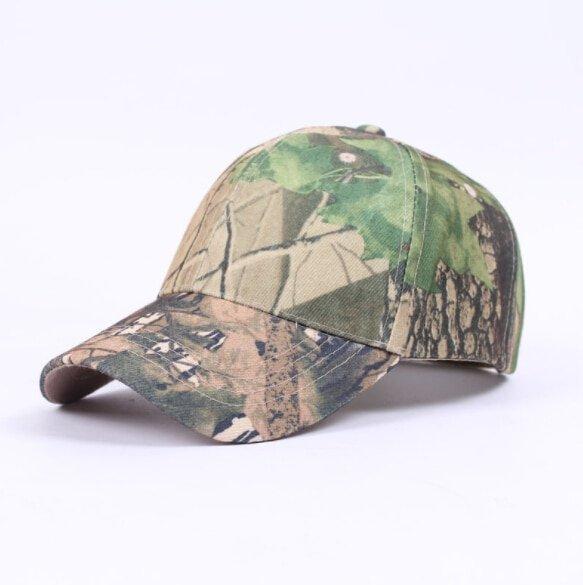 Men Women Unisex Adjustable Baseball Caps Camouflage Blank Curved Plain Baseball Caps Visor Camo Hat 2