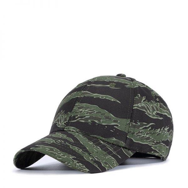 Yienws Dad Hats Camouflage Baseball Caps for Men Bone Army Green Baseball Cap Camo Tactical Cap Unisex Trucker Hat YIC667 2