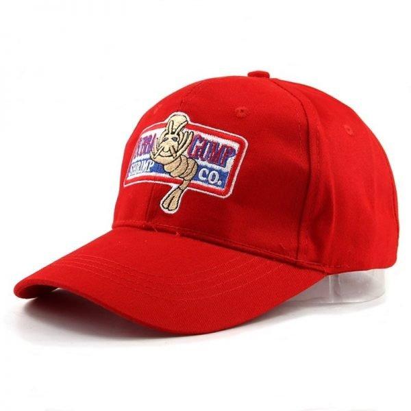 1994 BUBBA GUMP SHRIMP Baseball cap men women Sport hats Summer Cap Embroidered casual Hat Forrest Gump caps Costume wholesale 4
