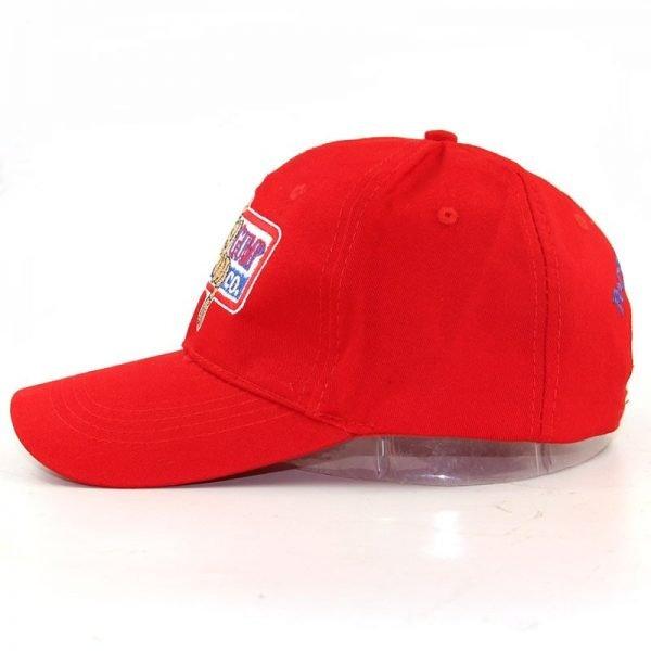 1994 BUBBA GUMP SHRIMP Baseball cap men women Sport hats Summer Cap Embroidered casual Hat Forrest Gump caps Costume wholesale 6