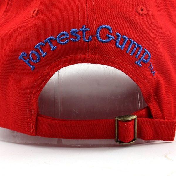 1994 BUBBA GUMP SHRIMP Baseball cap men women Sport hats Summer Cap Embroidered casual Hat Forrest Gump caps Costume wholesale 12