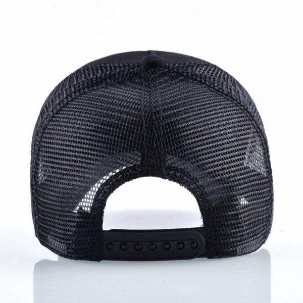 8 Kinds of embroidery animal Baseball Caps men Breathable Mesh Snapback caps Unisex sun hat for women bone Casquette Hip Hop cap 2020 8