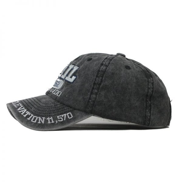 [FLB] New Washed Cotton Baseball Cap 2019 Snapback Hat For Men Women Dad Hat Embroidery Casual Cap Casquette Hip Hop Cap F311 6