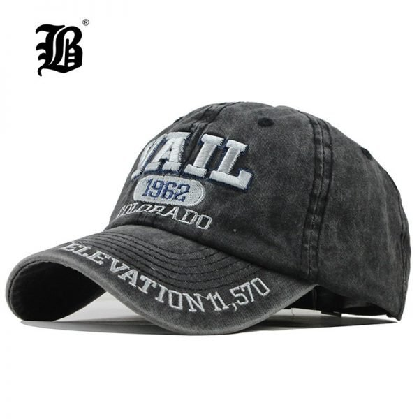 [FLB] New Washed Cotton Baseball Cap 2019 Snapback Hat For Men Women Dad Hat Embroidery Casual Cap Casquette Hip Hop Cap F311 2