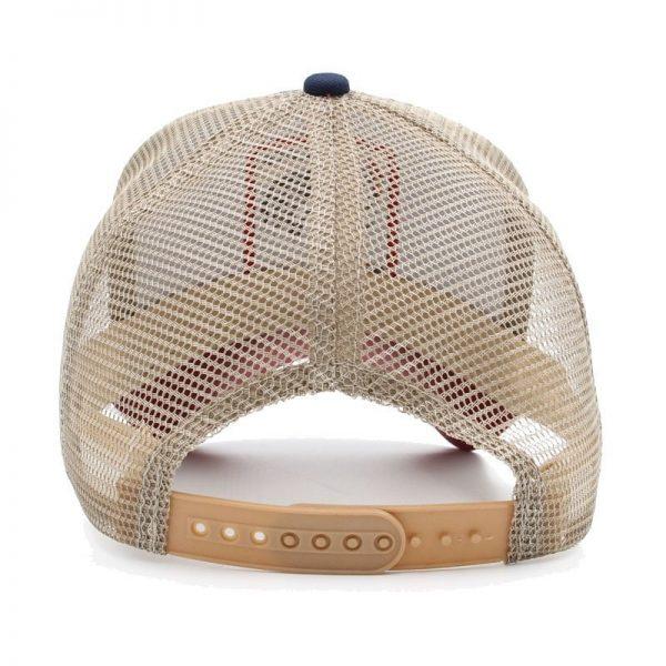 2020 Fashion Animals Embroidery Baseball Caps Men Women Snapback Hip Hop Hat Summer Mesh hat Streetwear Bone gorra animales bordados 4