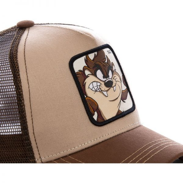 2020 High Quality  Animal TAZ Embroidery 6 Colours Snapback PICCOLO Cotton Baseball Cap Men Women Hip Hop Dad Mesh Hat Trucker Hat 8