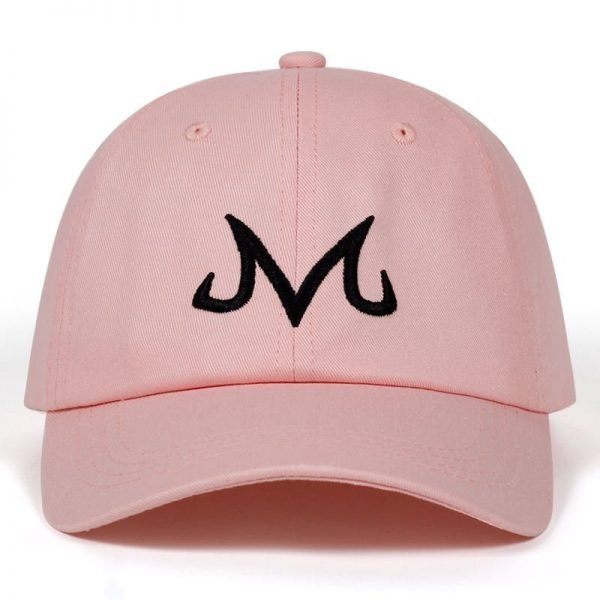 High Quality Brand Majin Buu dad hat Cotton Baseball Cap For Men Women Hip Hop Snapback Cap golf caps Bone Garros 12