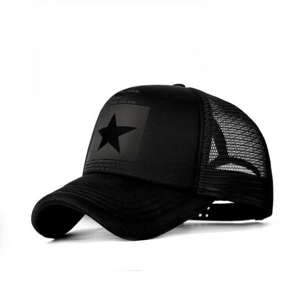 2020 Baseball Cap For Women Men Mesh Cap Snapback Hat Bone Adjustable Baseball Cap Hat Wholesale 4