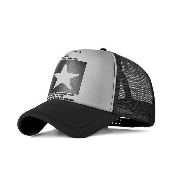 2020 Baseball Cap For Women Men Mesh Cap Snapback Hat Bone Adjustable Baseball Cap Hat Wholesale 6