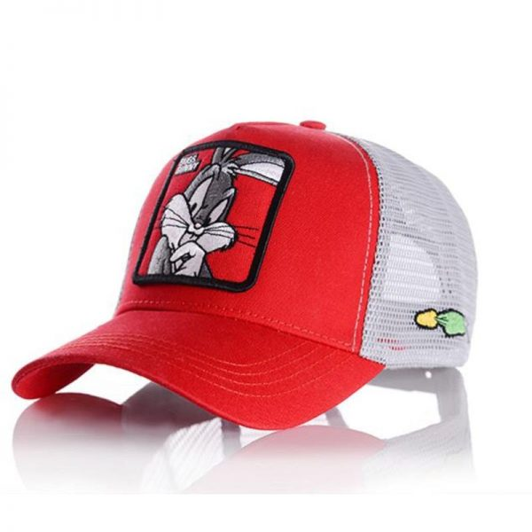 2020 Men's New Baseball hats Animal  Embroidery High Quality Comfortable Breathable Adjustable Women's Universal caps for man 12