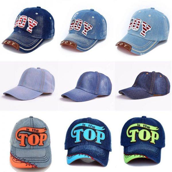 TOP BOY Baby Baseball Caps kids Snapback Hip Hop Cap Boys Girls Summer Sun Hats gorras planas enfants casquette gorras czapka 4