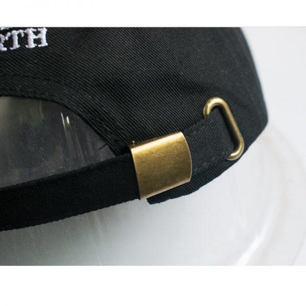 Unisex Spring summer DAMN Hats Embroidered Earth Dad Hat Hip Hop cap Kendrick lamar Rapper Snapback hats Baseball Cap wholesale 6