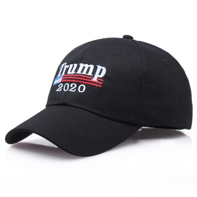 Wholesale Trump 2020 Baseball Cap Republican Baseball Hat New Make America Great Again Caps Embroidered Trump President Cap 3