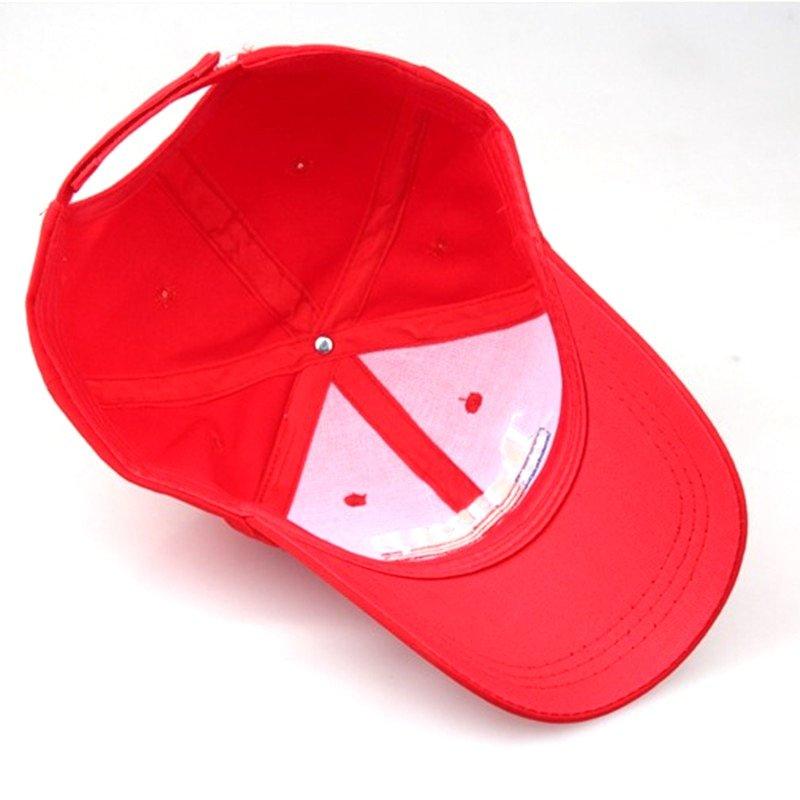 Wholesale Trump 2020 Baseball Cap Republican Baseball Hat New Make America Great Again Caps Embroidered Trump President Cap 9