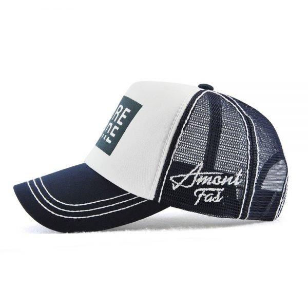 Xthree New Men's Baseball Cap Print Summer Mesh Cap Hats For Men Women Snapback Gorras Hombre hats Casual Hip Hop Caps Dad Hat 4