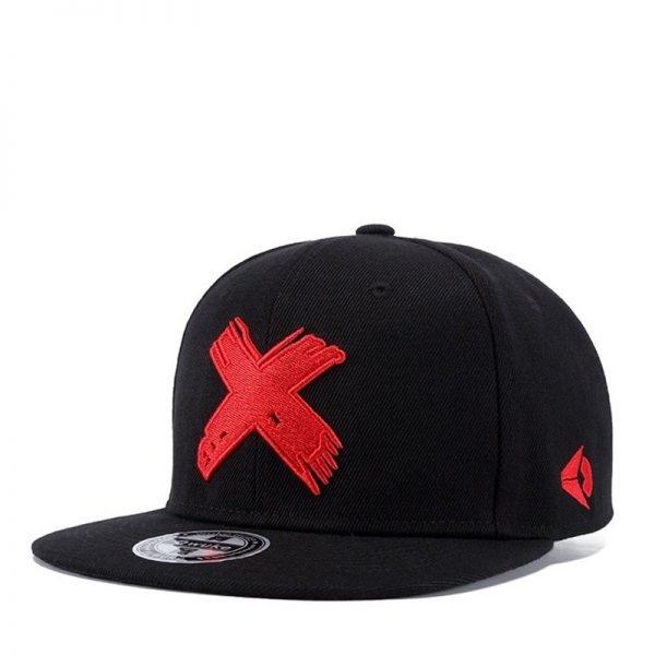 2020 Snapback Caps Hip Hop Male Bone Baseball Cap Adult Snapback Men Women Hat Female Band Rock Baseball Flat Hats Fitted cap 4