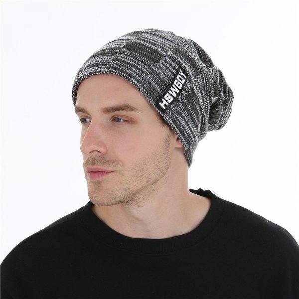 FETSBUY Brand New Autumn Cap And Warmer Winter Bonnets Beanie Hat For Men Women Skullies Keep Warm Velvet Caps Bonnet Hats 19002 10