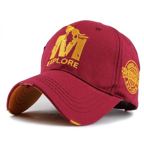 FETSBUY M Baseball Cap Men Cotton hat for Man Women Fitted Adjustable leisure hats men's Flat Gorras Casquette New Wholesale 4