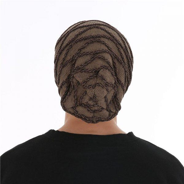 FETSBUY Unisex Bonnet Beanies Autumn And Winter Hat Skullies Hats For Men Women Add Velvet Warm Casual Beanie Gorros Muts #19008 12