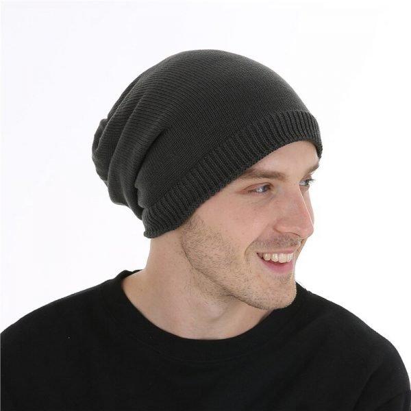 FETSBUY Winter Unisex Knitted Wool Beanies Hat women Knit Colorful Striped Hip Hop Bonnet Cap Men Casual Add Velvet Muts #19003 8