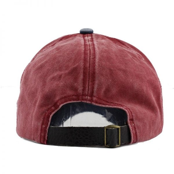 FETSBUY wholesale Cotton Wash Baseball Cap Vintage Casual Hat Snapback Truck New For Adult Adjustable Cap gorras Brand Fitted 10