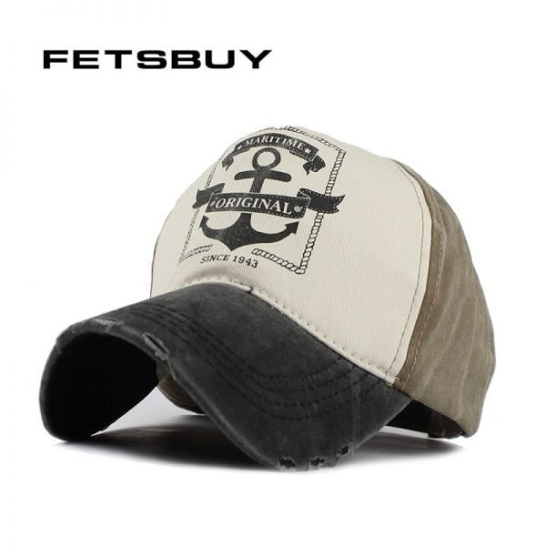 FETSBUY wholesale Cotton Wash Baseball Cap Vintage Casual Hat Snapback Truck New For Adult Adjustable Cap gorras Brand Fitted 2
