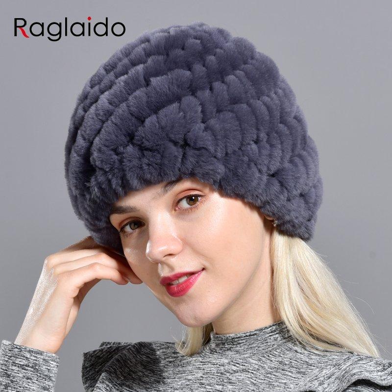 Beanie Hat Cute Rabbit Warm Skull Caps for Men and Women