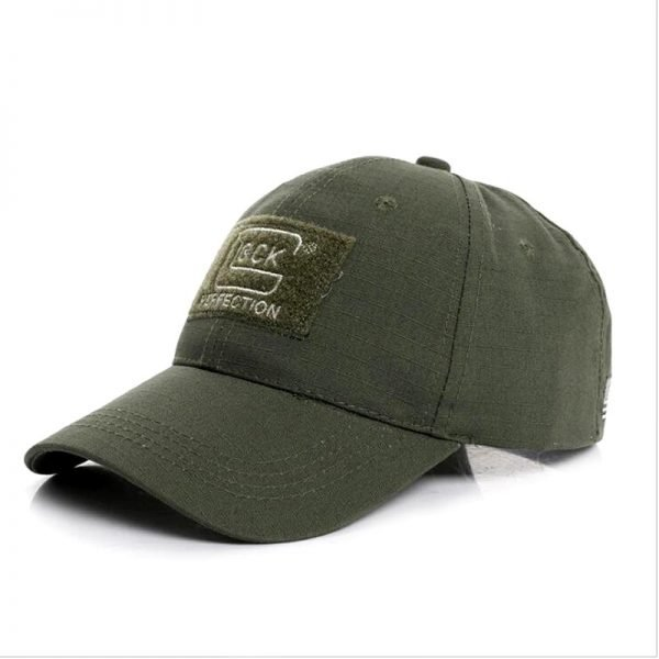 Glock Shooting Hunting Baseball Cap fashion Cotton outdoor Glock Hats Cool Man/women Hat ALM-012 - free shipping 12