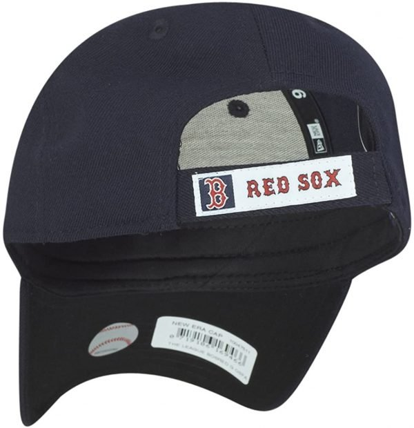 New Era MLB Home The League 9FORTY Adjustable Cap boston red socks