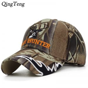 2020 New Arrival Deer Cap Camo Caps Baseball Casquette Camouflage Hats Casquette Men Hunting Hat