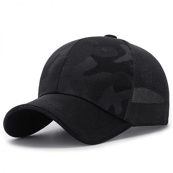 New camouflage series baseball cap summer outdoor sunscreen shading hat men's sports leisure tactical cap wild universal hats