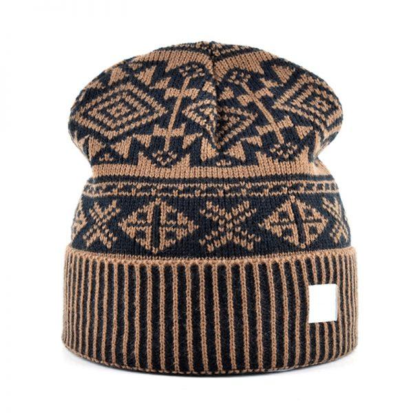 Classic Brand Hat men Beanies Winter Hats for women Knitting wool Skullies Hip-Hop Cap Gorros men's casquette bonnet caps
