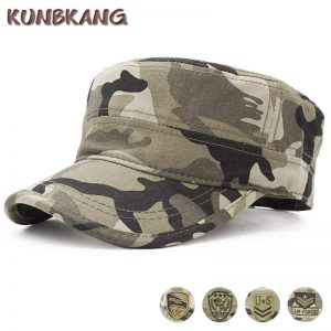 2020/21 Camouflage Baseball Cap Men/Tactical US Army/Marines/Navy/Cap Trucker Flat Caps Men Baseball Camo Cap Bones Snapback Gorras