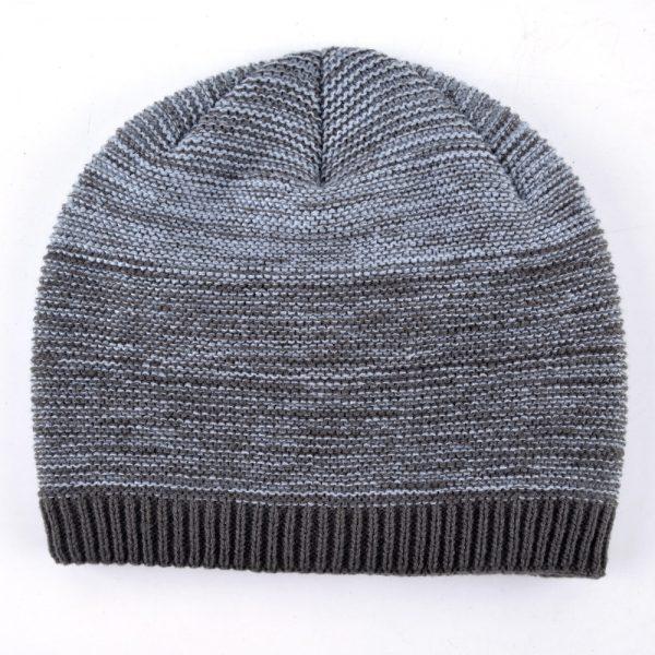 Minimalist Men's Winter Beanies Knitted wool Skullies boys Hip Hop cap autumn gorros man keep warm soft hats for men Bonnet