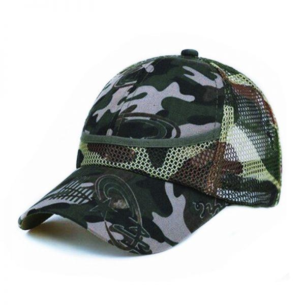 3-9 Yrs Outdoor Camouflage Baby Boy Mesh Baseball Cap Kids Cap Summer Autumn For Boys Girl Caps Net Casual Caps Kids Hats