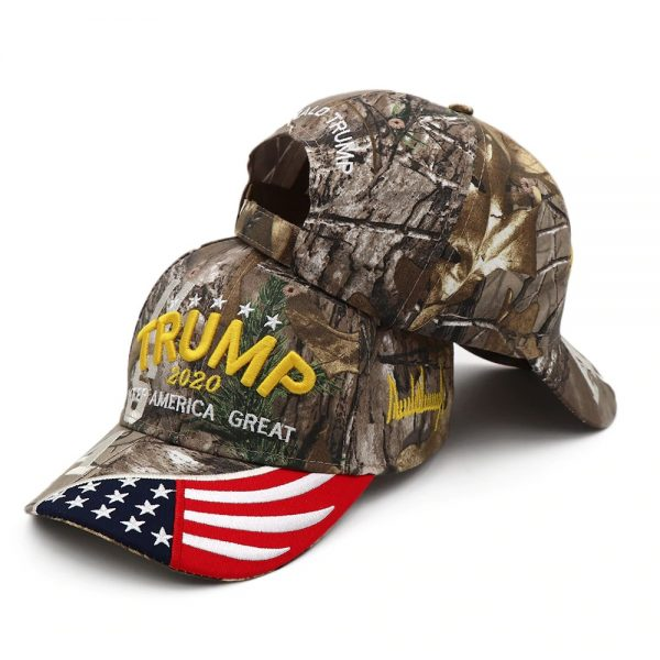New Donald Trump 2020 Cap USA Baseball Caps Keep America Great Snapback President Hat 3D Embroidery Wholesale Hats 22